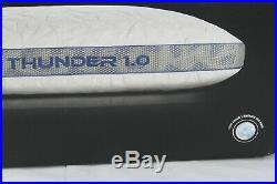 Bedgear Thunder Storm 1.0 Pillow Foam 20x 26 QUEEN Ver-Tex Fabric $286 NW