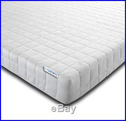 Black Friday Deal Memory Foam 6 Inch Mattress With Removable Zip Cover& 2 Pillow