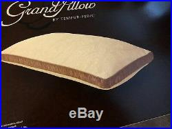 Brand New In Box Sealed Tempur Pedic Grand Pillow King Size