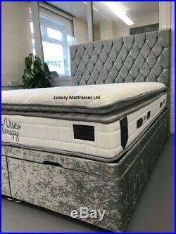 Brand New Luxury 2000 Pocket Spring Pillow Top Mattresses