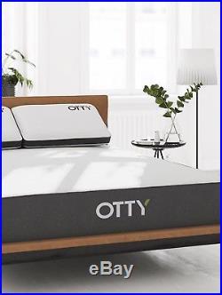 Brand New unopene OTTY Memory Foam Double Mattress + 2 OTTY memory foam pillows