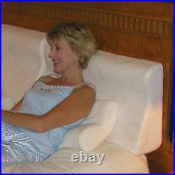 Brittany Organic Conforma-Pedic Sit-Up Headboard Pillow, King