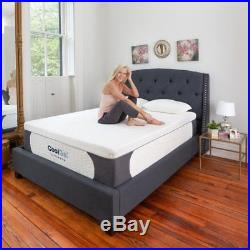 California King Size Bed Mattress 14 Inch Hybrid Cool Memory Foam 2 FREE PILLOWS