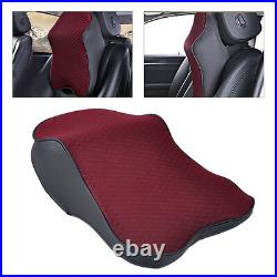 Car Auto Headrest Memory Foam Pad Pillow Head Neck Rest Support Cushion Travel