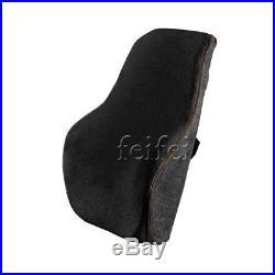 Car Seat Headrest Pad Memory Foam Pillow Neck Rest lumbar Support Soft Cushion