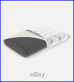 Cariloha Bamboo Retreat Pillow 100% Bamboo Charcoal Memory Foam with Airflow New