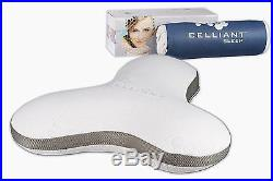 Celliant Sleep Boomerang Bachelor s Memory Foam Pillow by VISCO LOVE US LLC