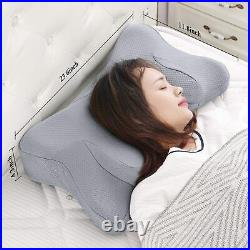 Cervical Pillow Memory Foam Pillow for Neck Support Pillow for Back Sleepers