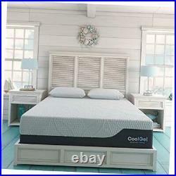 Classic Brands Cool 2.0 Ultimate Gel Memory Foam 14-Inch Bonus Pillow Mattress