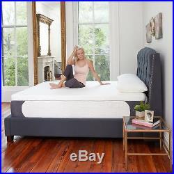 Classic Brands Cool Gel Ultimate Gel Memory Foam 14-Inch Mattress with 2 Pillows