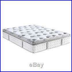 Classic Brands Mercer Pillow Top Cool Gel Memory Foam Queen 12-Inch Mattress