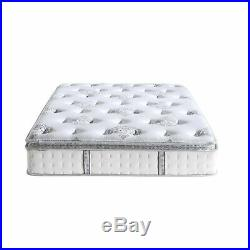 Classic Brands Mercer Pillow Top Cool Gel Memory Foam and Innerspring Hybrid