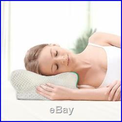Coisum Cervical Pillow Neck Pain Shoulder Orthopedic Memory Foam Side Back