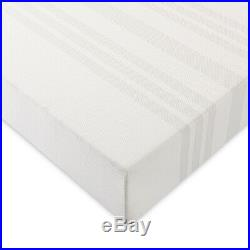 Comfort and Dreams King Size Memory Foam Mattress WITH TWO FREE PILLOWS