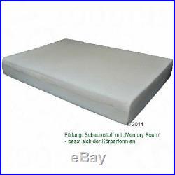 Comfy Older Dog Pillow Outdoor Memory Foam Bed Pet Resting Spot Waterproof Olive