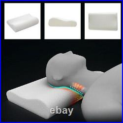 Contour Memory Foam GEL Pillow Neck Back Support Orthopaedic Firm Head My Pillow