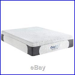 Cool Gel Ultimate Gel Memory Foam 14 Inch Mattress Bonus Pillow Twin Xl