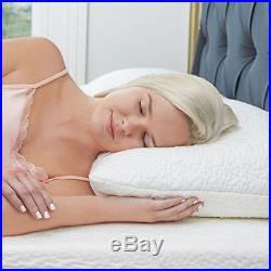 Cool gel ultimate gel memory foam 14-inch mattress with bonus 2 pillows, king