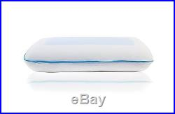 Cooling Pillow Reversible Memory Foam Stay Cool Pillow With Gel Grade Memory