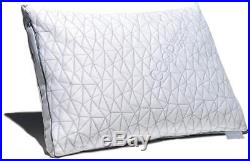 Coop Home Goods Eden Shredded Memory Foam Pillow with Cooling Zippered