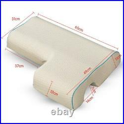 Couples Pillow Memory Foam Neck/shoulder pain relief, Spooning Pillow