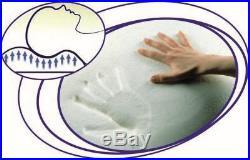 Cuscini Memory Foam Cervicale per Letto effetto Piuma d'oca Soffici per B & B