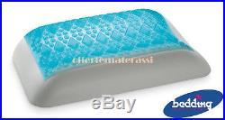 Cuscino Bedding Innogel Cervicale memory foam e gel sagomatura cervicale