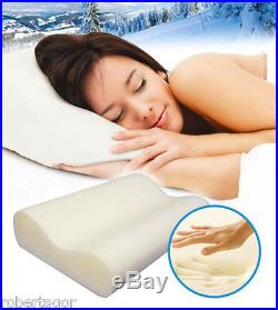 Cuscino Comfort Memory Foam Pillow Guanciale Ortopedico Dolori Cervicale Schiena