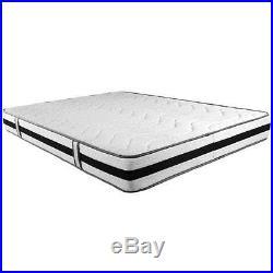 Deluxe Memory Mattress 140x200 memory foam 21 Cm Firm + Pillow Memory
