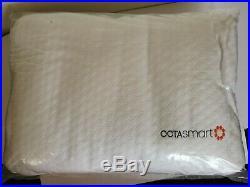 Dormeo OctaSmart Deluxe mattress topper King size+ Free OctaSmart Pillow RRP£299