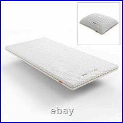 Dormeo Octasmart Plus Mattress Topper (King) + 2 Octasmart Pillow Brand New