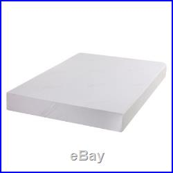 Double Kingsize Bed Memory Foam Mattress Roll Out/Up Foam Matress + FREE Pillow