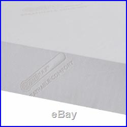 Double Kingsize Bed Memory Foam Mattress Roll Out/Up Foam Matress + FREE Pillow