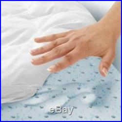 Dream Serenity 4 Luxury Pillow-Top and Memory Foam Topper King Size Comfortable
