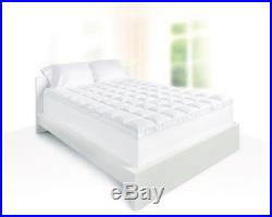 Dream Serenity 4in Luxury Pillow-Top and Memory Foam Topper king