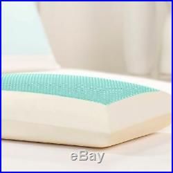 Dreamfinity Cooling Gel and Memory Foam Pillow