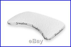 Drift The Scrumptious Side Sleeper Pillow Handmade in California, The Ultimate