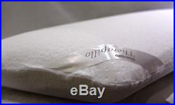Dunlopillo-2 Pack Therapillo Medium Profile Memory Foam Pillows RRP $339.95