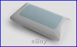 Dunlopillo Therapillo Cooling Gel Top Medium Profile Memory Foam Pillow RRP $179