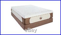 Dynasty Mattress 14 Queen Cool Breeze GEL High Quality Memory Foam FREE PILLOWS