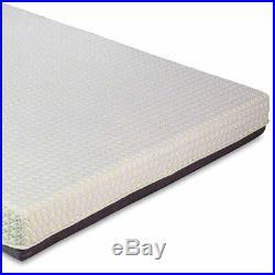 EVERGREENWEB Materasso Memory Foam e Molle INSACCHETTATE INDIPENDENTI h 22 cm