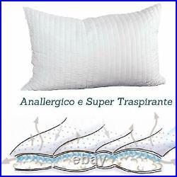 EVERGREENWEB Materasso Singolo 120x190 Antistatico + Cuscino GRATIS