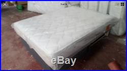 Ex Sensaform Memory Active 9000 Mattress Pillow Top King Size Top Branded