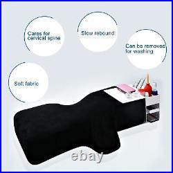 Eyelash Extension Pillow Memory Foam Make Up Grafted Headrest Neck Support