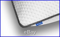 FOUR Original EMMA Memory Foam Pillows 40 x 70 cm BEST Pillow Original Box DEAL