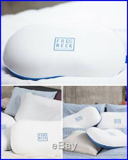 FRENeck Condition Airblock Memory Foam Pillow for Extreme Comfort and Deep Sleep