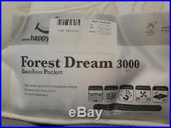 Forest Dream 3000 MEMORY POCKET SPRUNG PILLOW TOP MATTRESS, 5FT KING SIZE