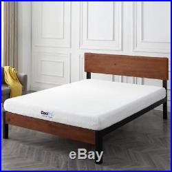 Full Size Soft Spring Mattress Pillow Top Plush Sleep Customized Fit Body New