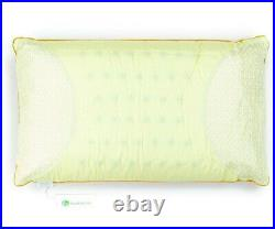 HealthyLine -Tourmaline Memory Foam Soft Pillow Far Infrared Magnetic Therapy