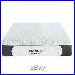High Quality Cool Gel 1.0 Ultimate Memory Foam 14 Inch Mattres Bonus Pillow Twin